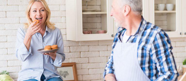 El jamón  un alimento clave para la tercera edad